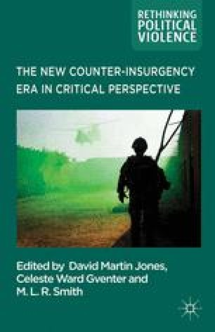 Book Discussion: The New Counterinsurgency Era