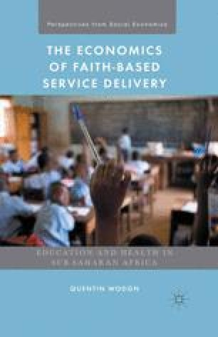 The Economics of Faith-Based Service Delivery