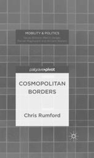 citizens and borderwork in contemporary europe rumford chris