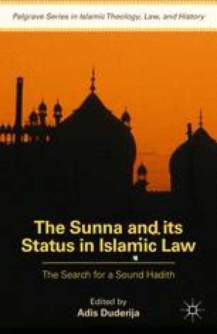 The Concept of sunna Based on the Analysis of sīra and