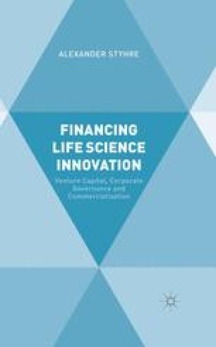 Financing Life Science Innovation