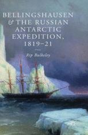 Bellingshausen and the Russian Antarctic Expedition, 1819–21