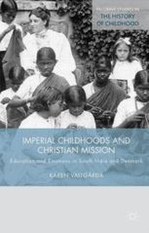 Imperial Childhoods and Christian Mission