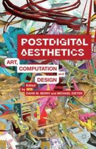 Postdigital Aesthetics
