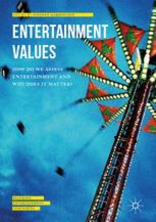 What Is Entertainment? The Value of Industry Definitions | SpringerLink