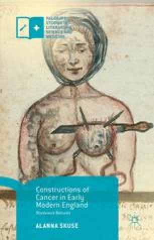 Constructions of Cancer in Early Modern England