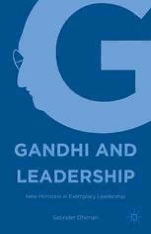 The Bhagavad Gītā: Gandhi's Moral and Spiritual Anchorage