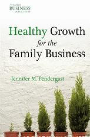 Healthy Growth for the Family Business