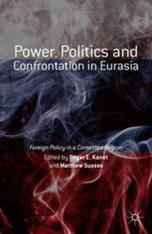 Power, Politics and Confrontation in Eurasia