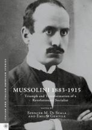 Father and son springerlink mussolini 1883 1915 fandeluxe Choice Image