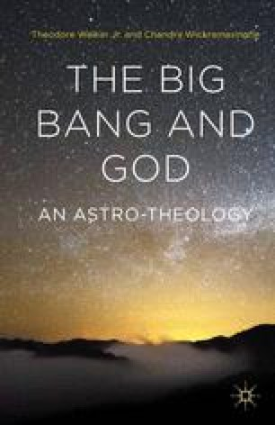 The Big Bang and God: An Astro