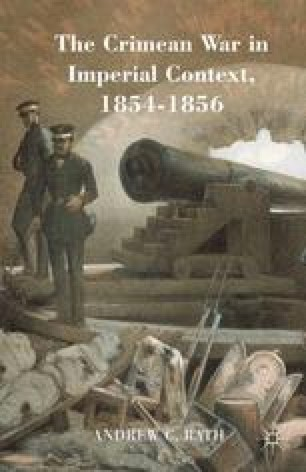 The Crimean War in Imperial Context, 1854–1856
