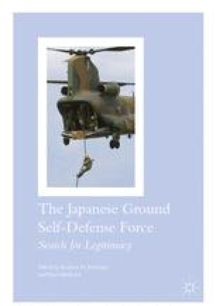The Early Years of the Ground Self-Defense Forces, 1945–1960