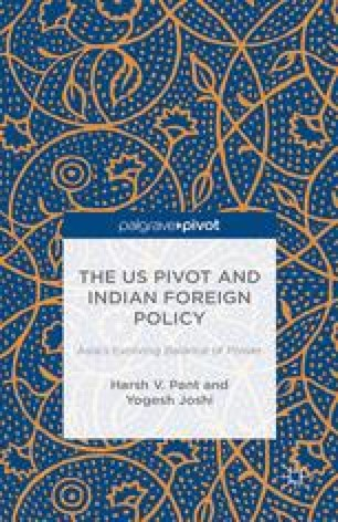 The US Pivot and Indian Foreign Policy: Asia's Evolving Balance of Power