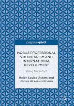 Mobile Professional Voluntarism and International Development