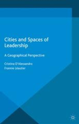 Cities and Spaces of Leadership