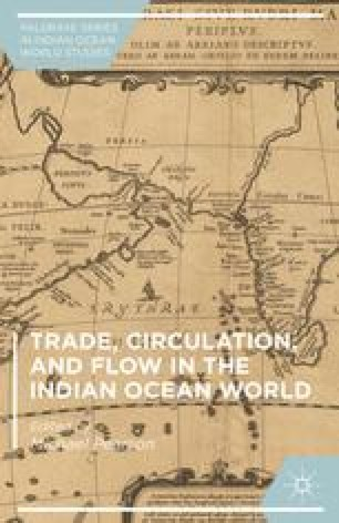 Trade, Circulation, and Flow in the Indian Ocean World