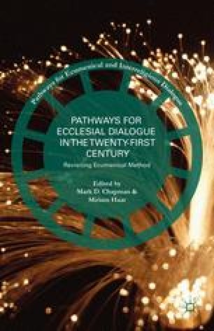 Pathways for Ecclesial Dialogue in the Twenty-First Century