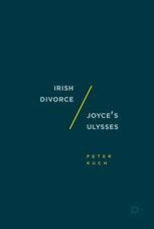 Reading Sex, Love, and Divorce in Ulysses as Certain Uncertainties