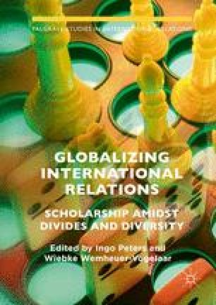 The Self And The Other In Ir Lessons From Anthropology Springerlink
