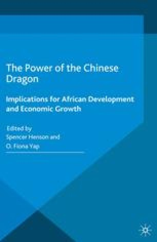 The Power of the Chinese Dragon