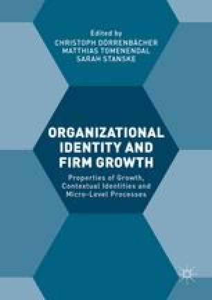 Organizational Identity in Management Consulting Firms