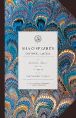 Shakespeare's Cultural Capital