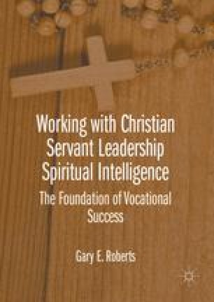 Introduction to Christian Servant Leader Spiritual