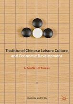 Leisure In The Modern Cultural Movements Of China Springerlink