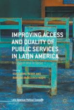 Improving Access and Quality of Public Services in Latin America