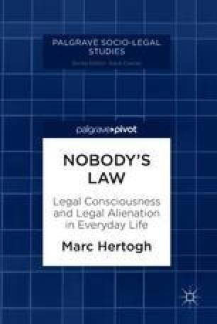 Nobody's Law