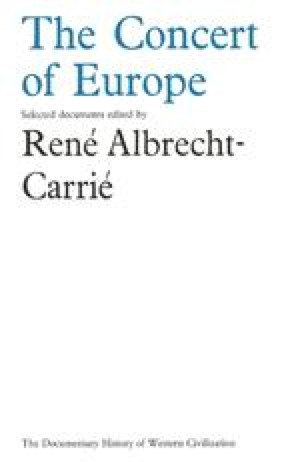 The Concert of Europe