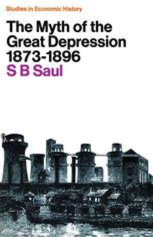The Myth of the Great Depression, 1873–1896
