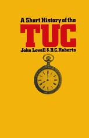 A Short History of the T.U.C