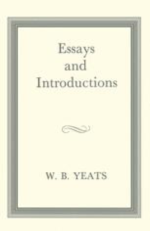 Essays and Introductions