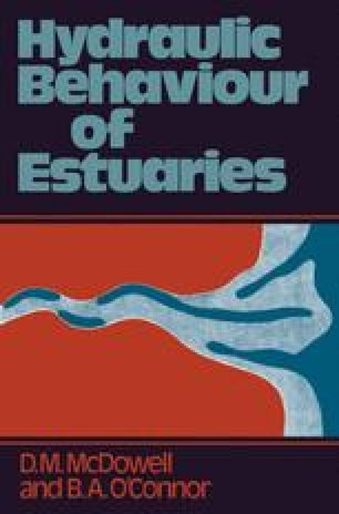 Hydraulic Behaviour of Estuaries