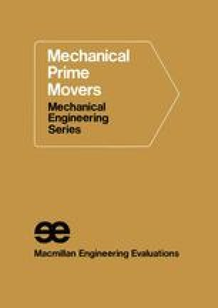 Mechanical Prime Movers