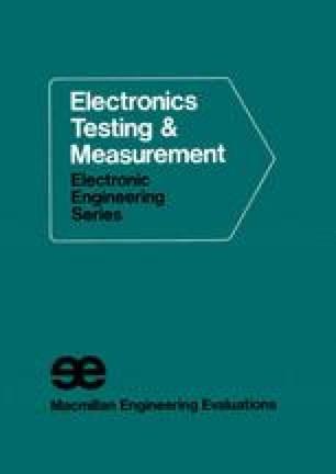 Electronics Testing & Measurement