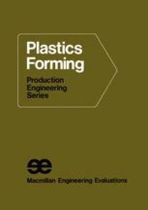 Plastics Forming