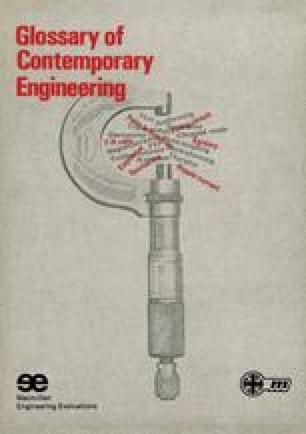 Glossary of Contemporary Engineering