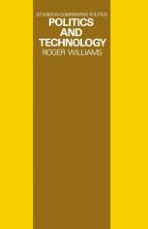 Politics and Technology