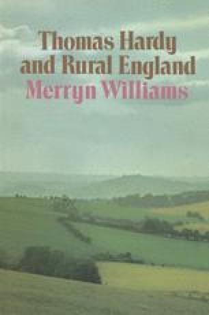 Thomas Hardy and Rural England