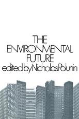 The Environmental Future