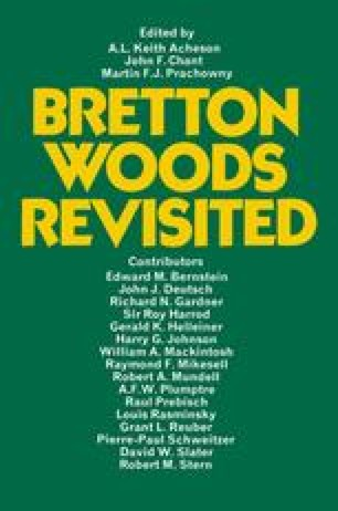 Bretton Woods Revisited