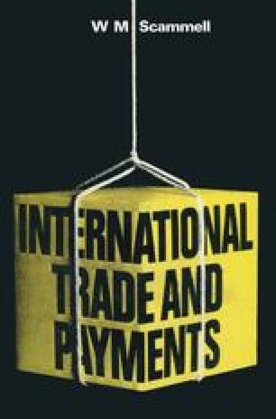International Trade and Payments