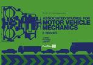 Associated Studies for Motor Vehicle Mechanics (381)