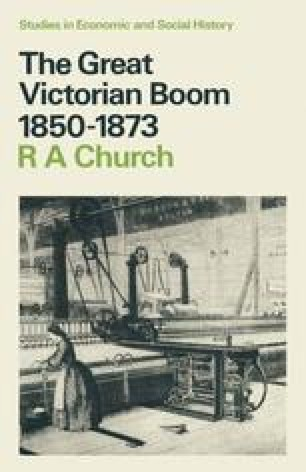 The Great Victorian Boom 1850–1873