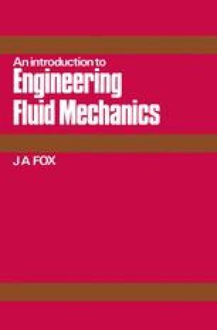 An Introduction to Engineering Fluid Mechanics