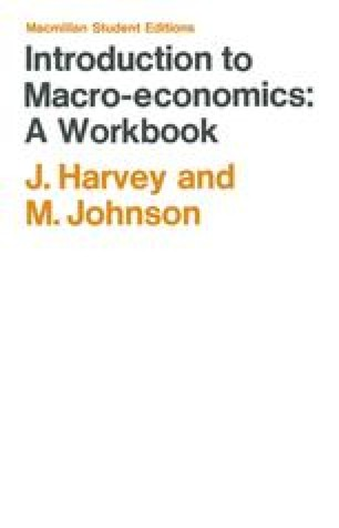 Introduction to Macro-Economics: A Workbook