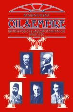 Oil and Empire